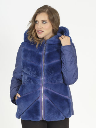 Picture of MODAQUEEN  DOUBLE-SIDED COAT 7072