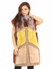 Picture of MODAQUEEN Women Orylag and Astragan Fur Accessory Colorful Vest 1905